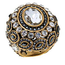 "Heidi Daus ""Worth Waiting For"" Crystal Statement Ring"