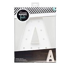 Heidi Swapp Marquee Love Lights - Alphabet