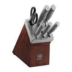 Henckels Modernist 7-piece Self-Sharpening Knife Block Set
