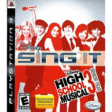 High School Musical 3 Sing It (Microphone Req) PS3