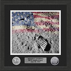 Highland Mint Moon Landing 50th Anniversary Photomint