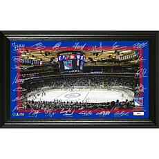 Highland Mint New York Rangers 2019 Signature Rink