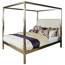 Hillsdale Furniture Avalon Bed with Rails - Queen