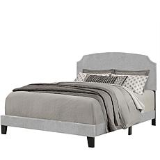 Hillsdale Furniture Desi Queen Bed-in-One - Glacier Gray