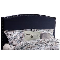 Hillsdale Furniture Kerstain Full Headboard - Navy Linen