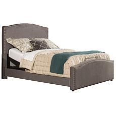 Hillsdale Furniture Kerstein Bed with Rails - California King