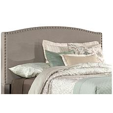 Hillsdale Furniture Kerstein Twin Headboard with Frame - Dove Gray