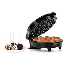 Holstein Housewares HF-09014SS 14-Cake Pop Maker