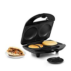 Holstein Housewares HH-0937013SS  Arepa and Empanada Maker
