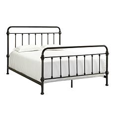 Home Origin Candice Queen Metal Bed