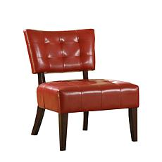 Home Origin Faux Leather Seating Chair