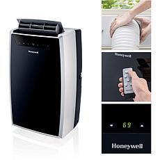 Honeywell 14000BTU Portable Air Conditioner/Dehumidifier/Fan- Blk/Wt