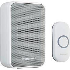 Honeywell 3 Series Portable Wireless Doorbell w/Strobe & Push Button