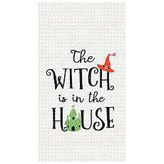 House Witch Towel S-2