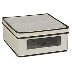 Household Essentials Vision Storage Box - Small
