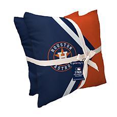 Houston Astros Décor Pillow 2-Pack