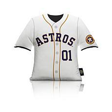 Houston Astros Plushlete Big League Jersey Pillow