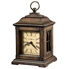 Howard Miller Talia Antique Oak Finish Mantel Clock