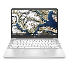 "HP 14"" Touchscreen Chromebook AMD 3015ce 4GB, 32GB - Ceramic White"