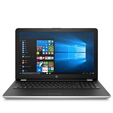 """HP 15.6"""" AMD 4GB/1TB Laptop with Software and Services"""