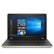 "HP 15.6"" AMD 4GB/1TB Laptop with Software and Services"