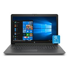 "HP 15.6"" Touch, Intel Core i3-7020U, 8GB RAM/1TB DVD Laptop/Windows 10"