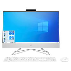 """HP 23.8"""" Touch AMD Athlon Gold 8GB RAM 256GB SSD All-in-One Computer"""