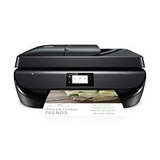 HP Officejet 5255 All-in-One Printer, Copier, Scanner and Fax