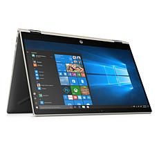 "HP Pavilion 15.6"", Intel Core i3, 8GB RAM/1TB Convertible Laptop/Gold"