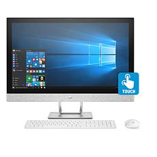 """HP Pavilion 23.8"""" Touch 12GB/1TB Win 10 All-in-One PC"""