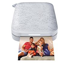 HP Sprocket Portable Photo Printer with Photo Paper