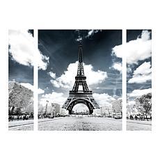 """Hugonnard """"Another Look at Paris 7"""" Art - 24"""" x 32"""""""