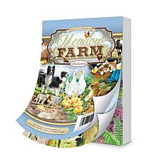 Hunkydory Crafts The Little Book of Meadow Farm