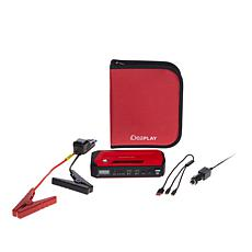 iDeaPLAY 55,500mWh Car Jump Starter & Portable Charger w/Jumper Cables