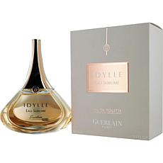 Idylle Eau Sublime by Guerlain Spray for Women 3.3 oz.