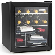 Igloo 15-Wine Bottle/60-Can Glass Door Beverage Center Fridge & Cooler