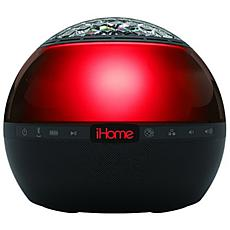iHome Color Changing Bluetooth Stereo Speaker with 360-Degree Sound