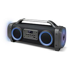 iLive High Performance Bluetooth Boombox