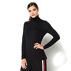 IMAN Global Chic Lightweight Signature Turtleneck