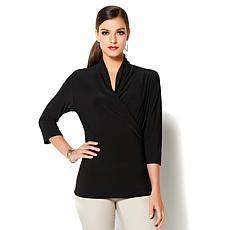 IMAN Global Chic Signature Luxe Convertible Crossover Top - Basic