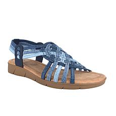 Impo Belicia Stretch Sandal with Memory Foam