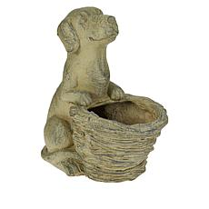 Improvements Animal with Basket Planter