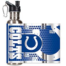 Indianapolis Colts Stainless Steel Water Bottle with Me