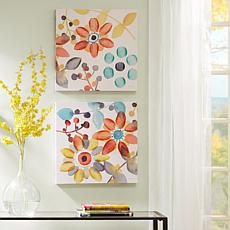 "Intelligent Design Art ""Sweet Florals"" by Johannesson"