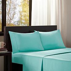 Intelligent Design  Microfiber All Season Wrinkle-Free Sheet Set