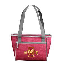 Iowa State Crosshatch 16-Can Cooler Tote