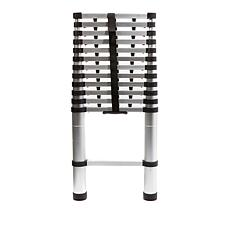iReach 12.5' Telescoping Aluminum Ladder