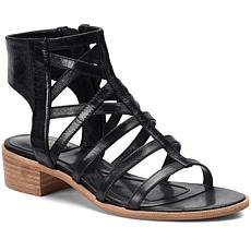 Isola Genesis Leather Gladiator Sandal