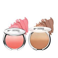 IT Cosmetics Ombre Radiance Bronzer and Ombre Radiance Blush Set