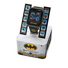 iTime Batman Black Kids' Interactive Smart Watch